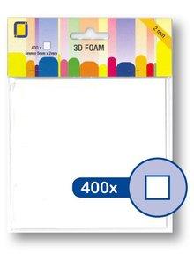 JEJE Produkt 3D Foam 5 mm x 5 mm x 2 mm (3.3100)