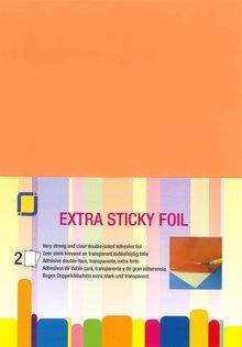 JEJE Produkt Self-adhesive Foil Extra Sticky A4 2 Sheets (3.3170)