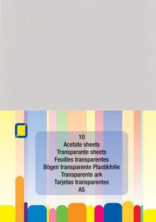JEJE Produkt Acetate Sheets A5 (3.1010)