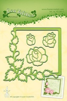 Leane Creatief Lea'bilities Frame Roses (45.0812)