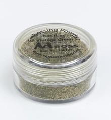 Mboss Embossing Powder Vintage Green (390121)