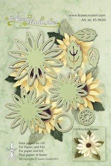 Leane Creatief LeCrea Multi Dies Flower 006 (45.9630)