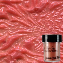Lindy's Stamp Gang Geranium Coral Blush Embossing Powder (ep-027)