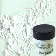 Lindy's Stamp Gang Merci Beaucoup Mint Embossing Powder (ep-079)