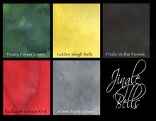 Lindy's Stamp Gang Jingle Bells Magical Set (mag-05)