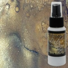 Lindy's Stamp Gang Silhouette Silver Moon Shadow Mist (msm-20)