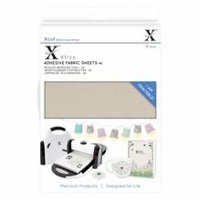 Xcut Xtra A5 Adhesive Fabric Sheets (10pcs) (XCU 174404)