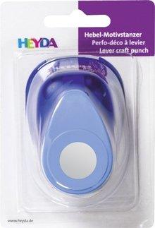 Heyda Motiefpons Groot Cirkel ∅18mm (203687520)