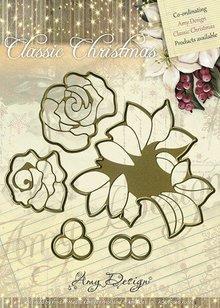 Amy Design Roses Die (ADD10016)