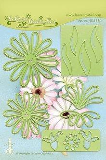 Leane Creatief LeCrea' Multi Dies Flower 9 Chrysant (45.1550)
