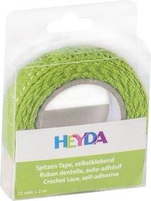 Heyda Self-Adhesive Crochet Lace Groen (203584554)