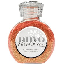 Nuvo Pure Sheen Glitter Pink Diva (NPSG 725)