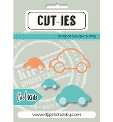 CUT-IES Cool Kids Car (20063)