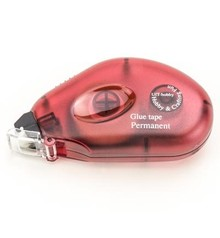 Glue Tape Dispenser Permanent (8mm x 10m)