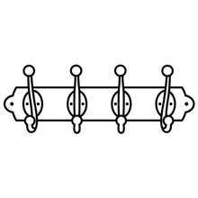 Darice Embossing Essentials Coat Rack (1219-416)