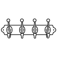 Darice Embossing Essentials Coat Rack (1219-416)