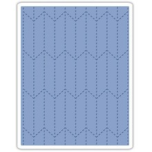 Sizzix Texture Fades Tailored Embossing Folder (661204)