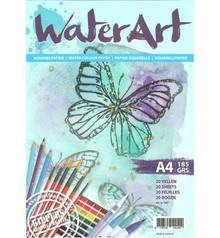 Water Art Aquarelpapier A4 (1067)