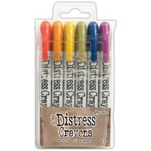 Ranger Tim Holtz Distress Crayon Set 2 (DBK47919)