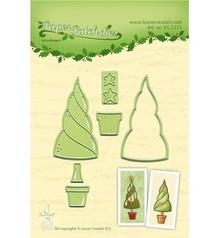 Leane Creatief Lea'bilities Paper Patch Die Tree (45.2335)