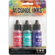 Ranger Tim Holtz Alcohol Ink Beach Deco (TAL52548)