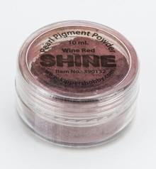 SHINE Pigment Poeder Wine Red (390132)