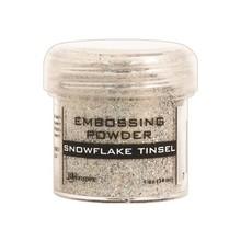 Ranger Embossing Powder Snowflake Tinsel (EPJ37453)