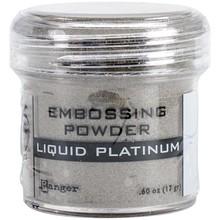 Ranger Embossing Powder Liquid Platinum (EPJ37484)