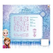 Disney Frozen Olaf Embossing Folder Set (EFDL006)
