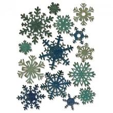 Sizzix Thinlits Alterations Paper Snowflakes Mini (661599)