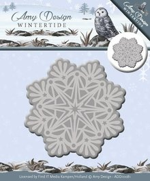 Amy Design Wintertide Ice Crystal Die (ADD10081)