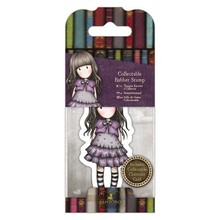 Gorjuss Little Violet Rubber Stamp (GOR 907412)
