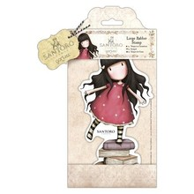 Gorjuss New Heights Large Rubber Stamp (GOR 907255)