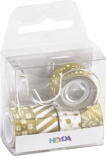 Heyda Deco Tape Gold (203584580)