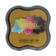 Docrafts Pigment Ink Pad - Dark Yellow (DOA 550103)