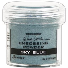 Ranger Embossing Powder Wendy Vecchi Sky Blue (WEP45731)