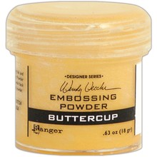 Ranger Embossing Powder Wendy Vecchi Buttercup (WEP45717)