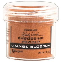 Ranger Embossing Powder Wendy Vecchi Orange Blossom (WEP43904)