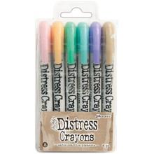 Ranger Tim Holtz Distress Crayon Set 5 (TDBK51756)