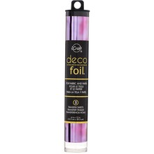 Therm O Web iCraft Specialty Deco Foil Amethyst Watercolor (DFS6X12 53115)