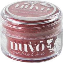 Nuvo Sparkle Dust Hollywood Red (NSD 550)