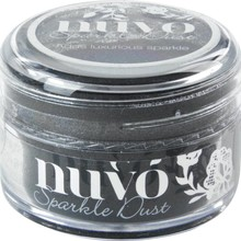 Nuvo Sparkle Dust Black Magic (NSD 548)