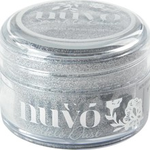 Nuvo Sparkle Dust Silver Sequin (NSD 547)