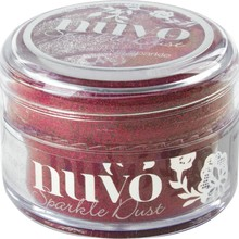Nuvo Sparkle Dust Raspberry Blue (NSD 546)