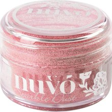 Nuvo Sparkle Dust Rose Quartz (NSD 542)