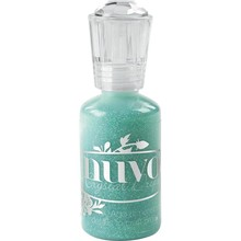 Nuvo Crystal Drops Gloss Emerald City (760N)
