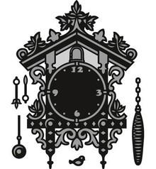 Marianne Design Craftable Cuckoo Clock (CR1388)