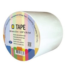 JEJE Produkt 100mm Double Sided Adhesive Tape (3.3230)