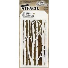 Stampers Anonimous Tim Holtz Birch Layering Stencil (THS069)