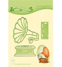 Leane Creatief Lea'bilities Vintage Gramophone (45.3035)